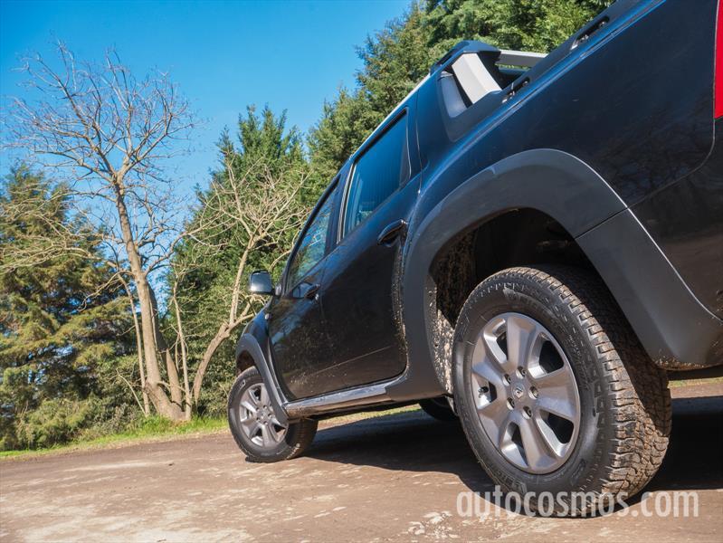 Prueba Renault Duster Oroch