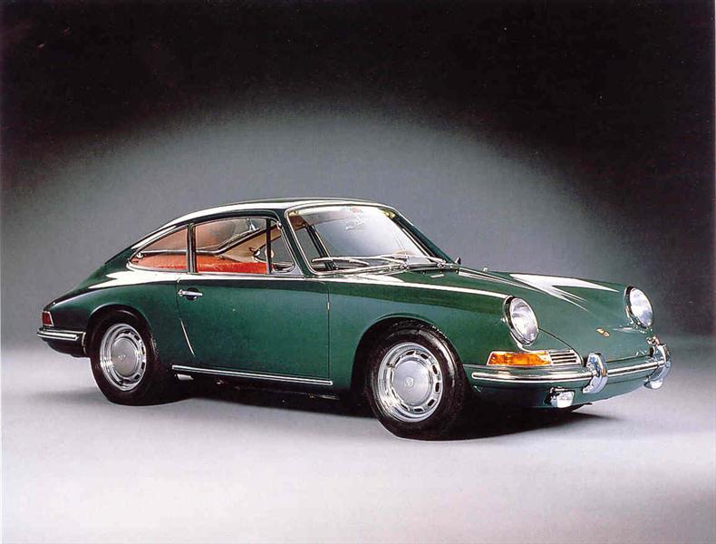 Top 10: Porsche 911