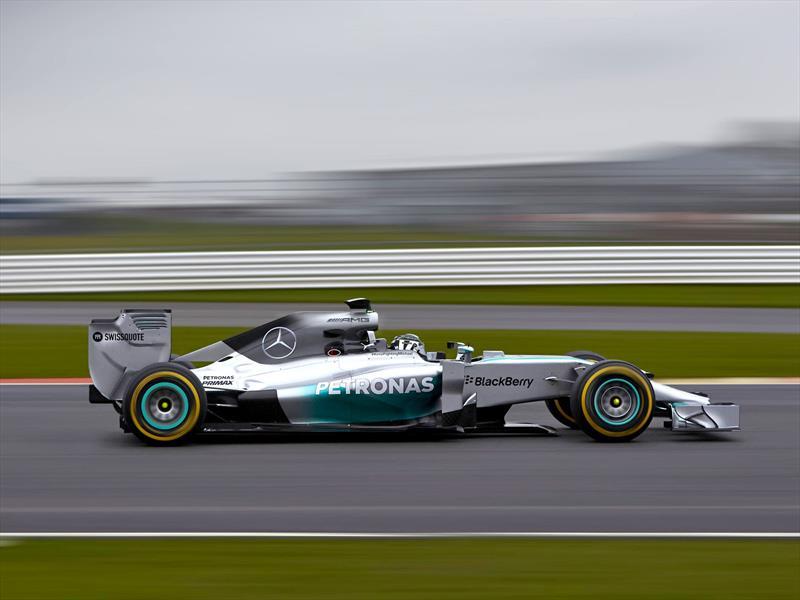 F1: Mercedes Benz W05