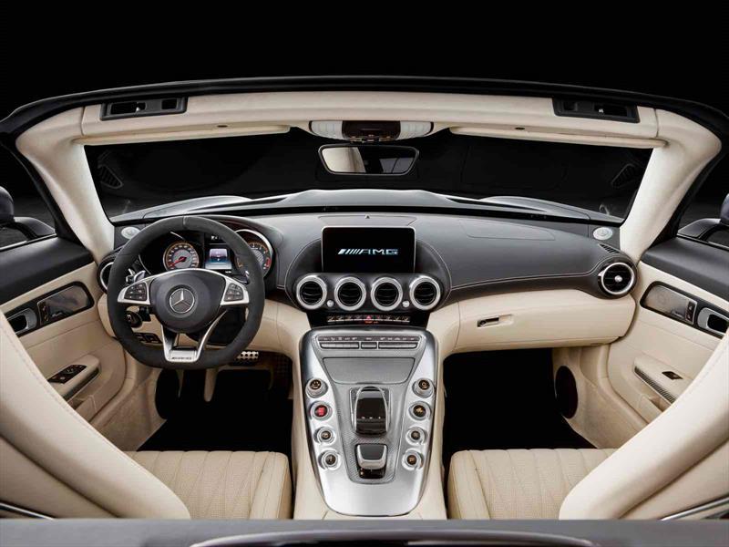 Mercedes-AMG GT Roadster 2018