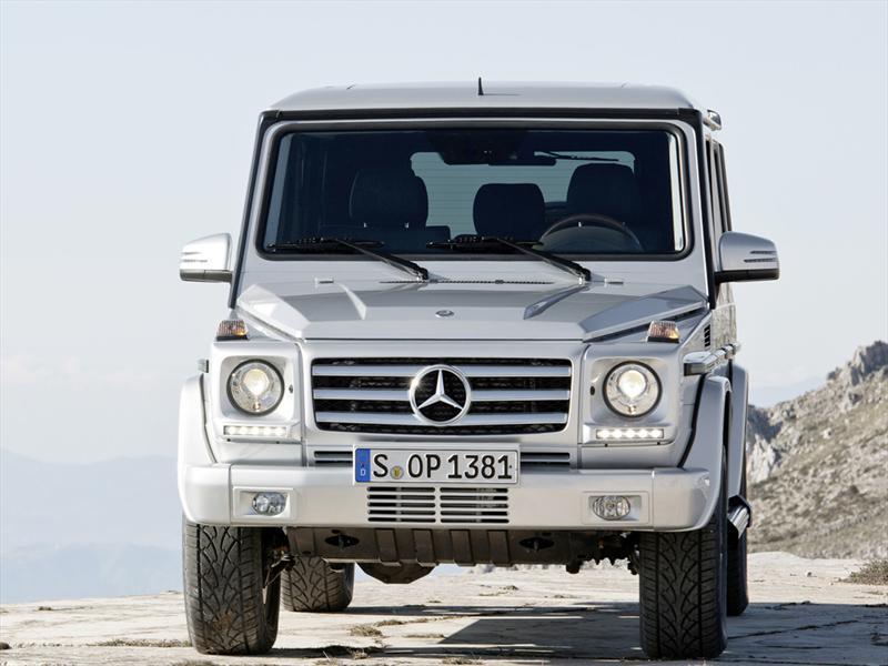 Mercedes - Benz Clase G 2013