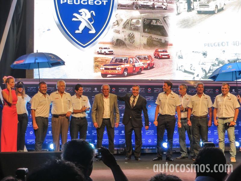 Peugeot Sport, presentación Temporada 2015