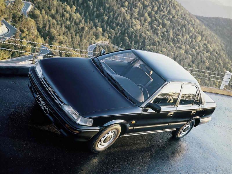 Toyota Corolla 6ª generación -1987-1991-