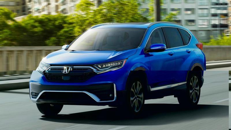 Renovación Honda CR-V