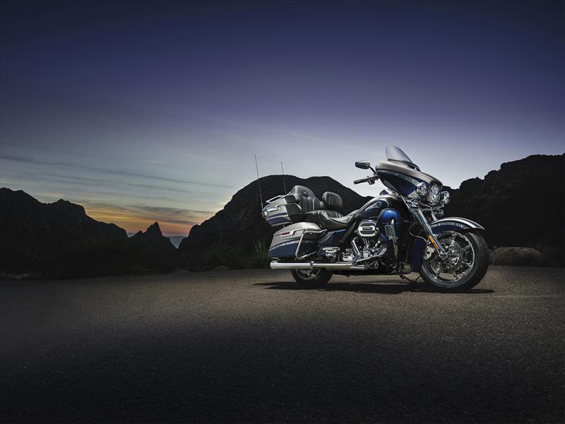 Modelos Harley-Davidson 2016