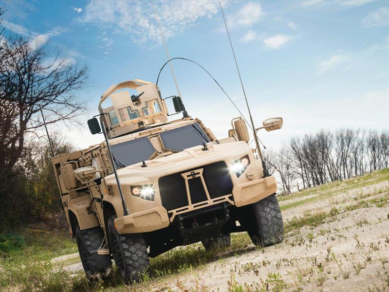 Oshkosh Light Tactical All-Terrain Vehicle