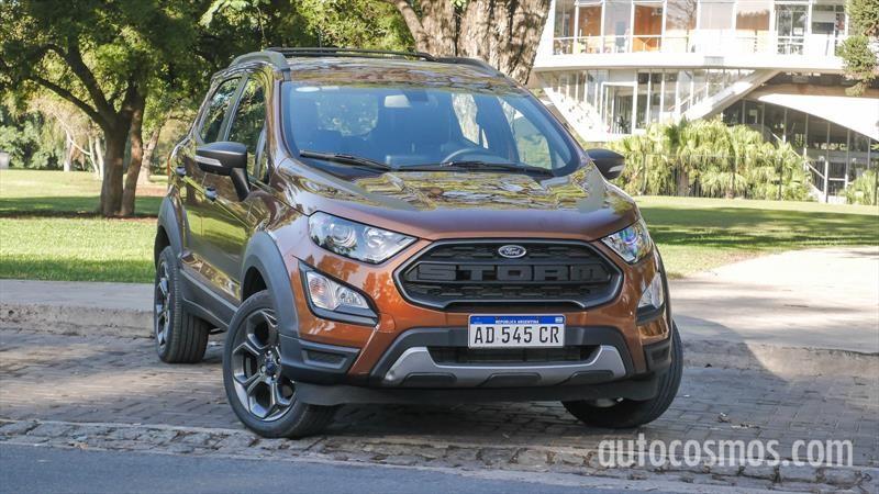 Ford EcoSport Storm a prueba
