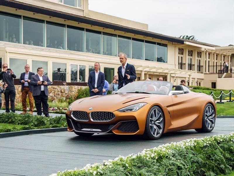 BMW Z4 Concept  en Pebble Beach 2017