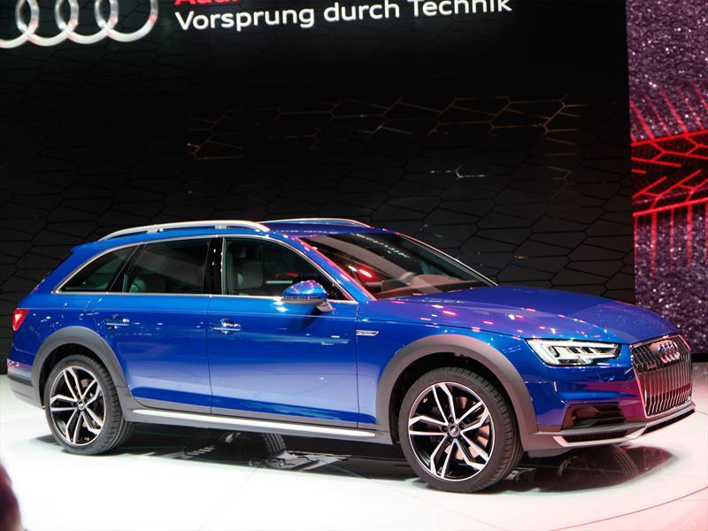 Audi A4 Allroad 2017