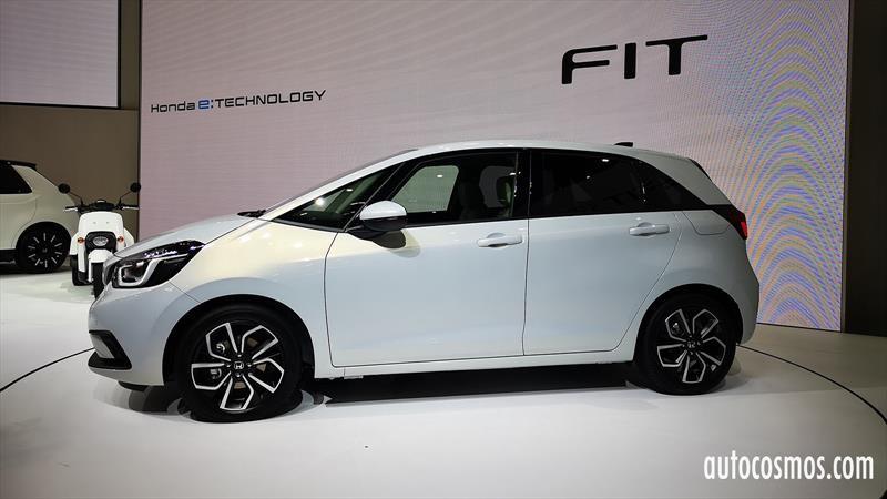 Nuevo Honda Fit en Tokio 2019