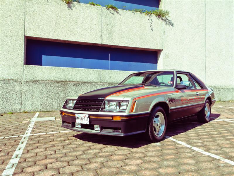 30 años del Club Mustang México