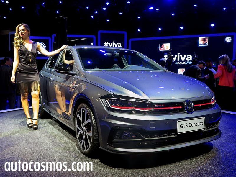 Volkswagen Polo y Virtus GTS