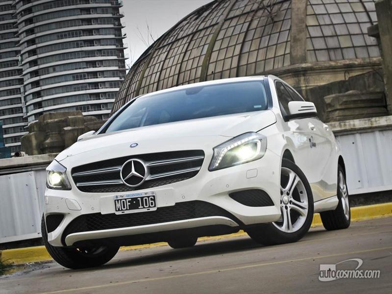 Prueba al Mercedes-Benz Clase A