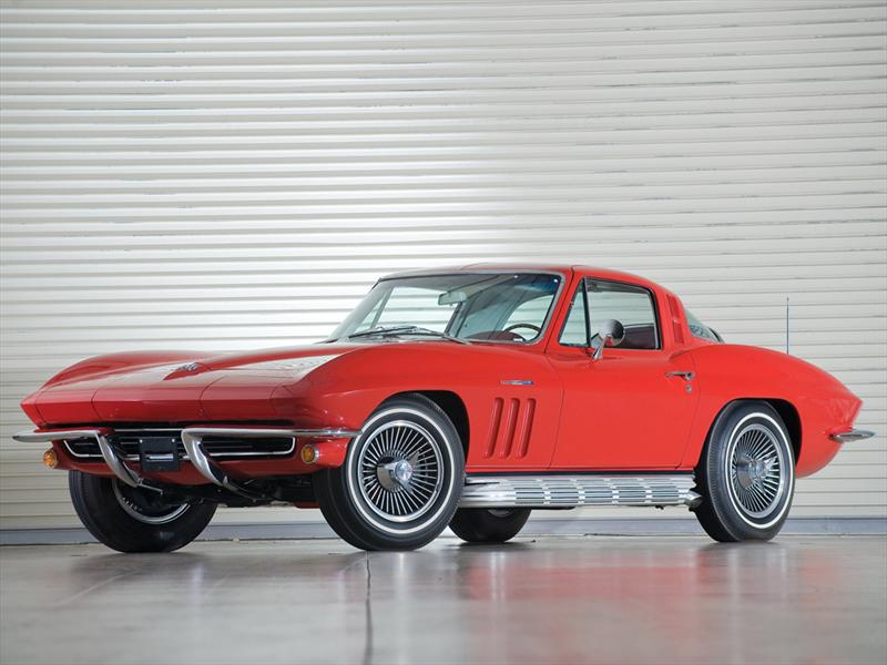 Top 10: Chevrolet Corvette Stingray 1963-1967