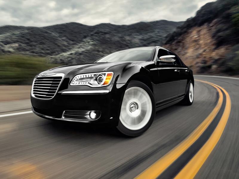 Chrysler 300C vuelve a Argentina
