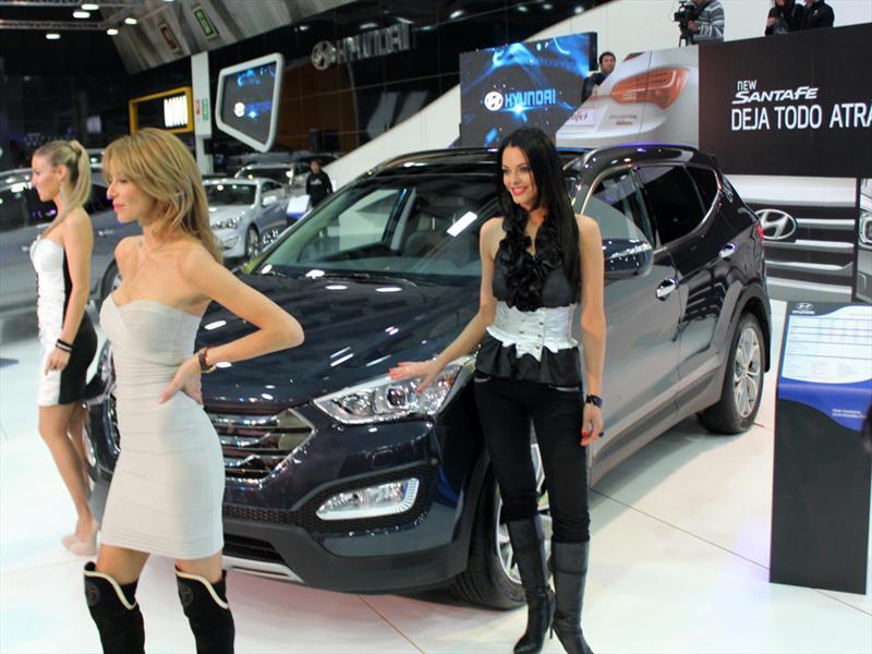 Salón del Automóvil de Santiago 2012 Galería 2