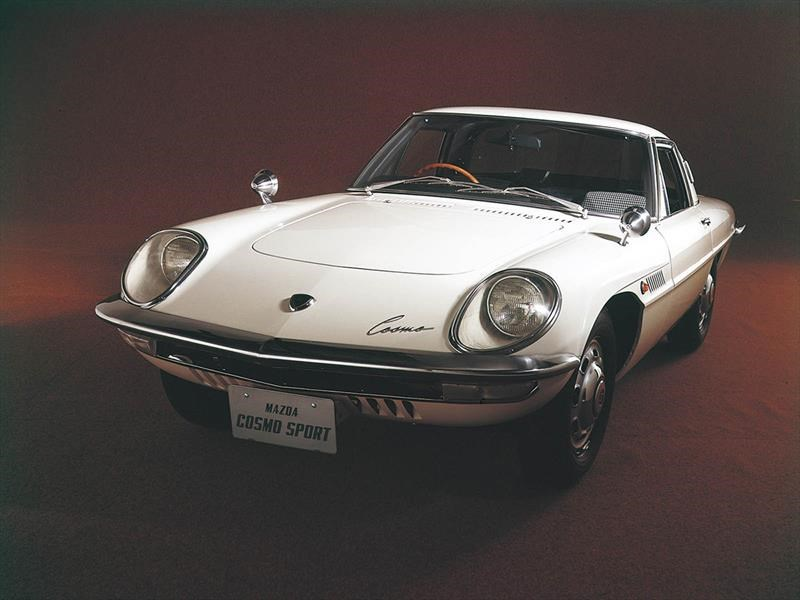 Cosmo Sports / Mazda 110S (1967-1972)