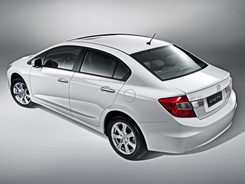 Honda Civic, actualización de gama