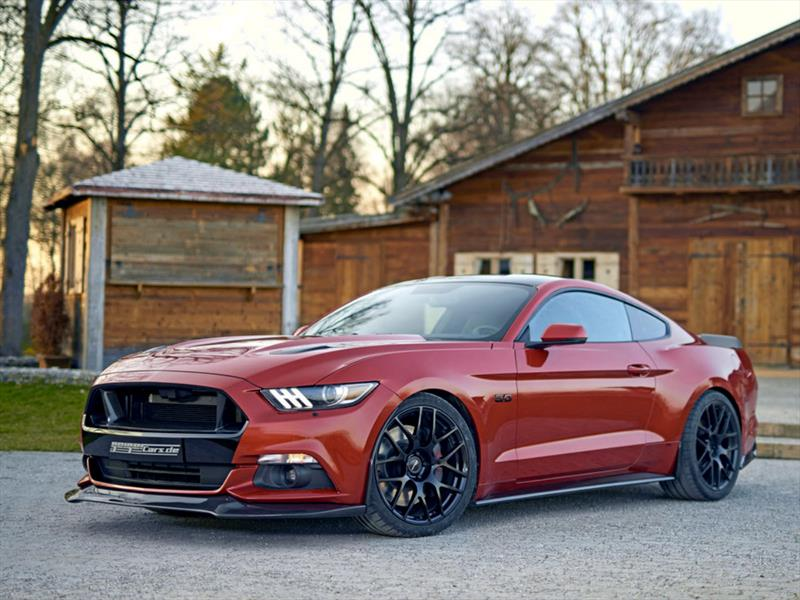 Ford Mustang GT por GeigerCars