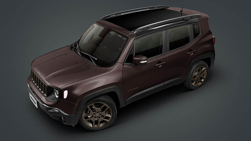 Jeep Rengade Bronze Edition 2021
