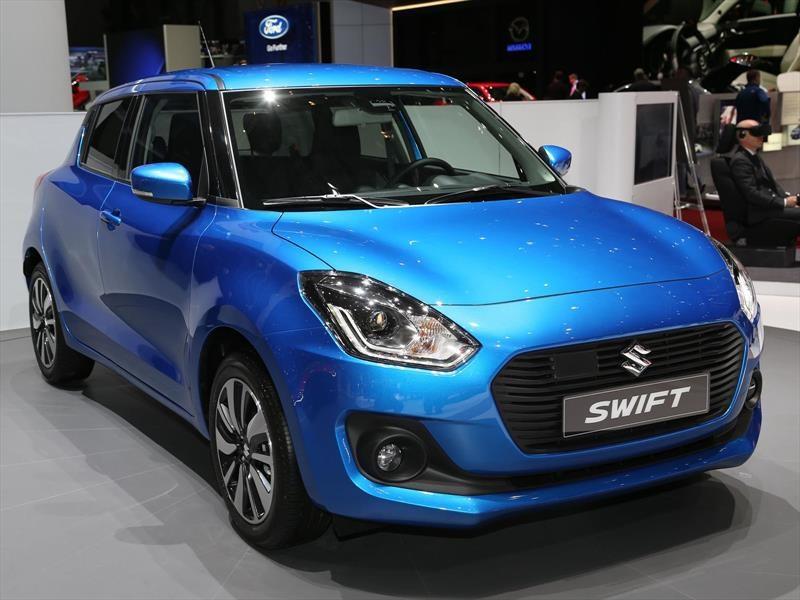 Nuevo Suzuki Swift, la tercera generación