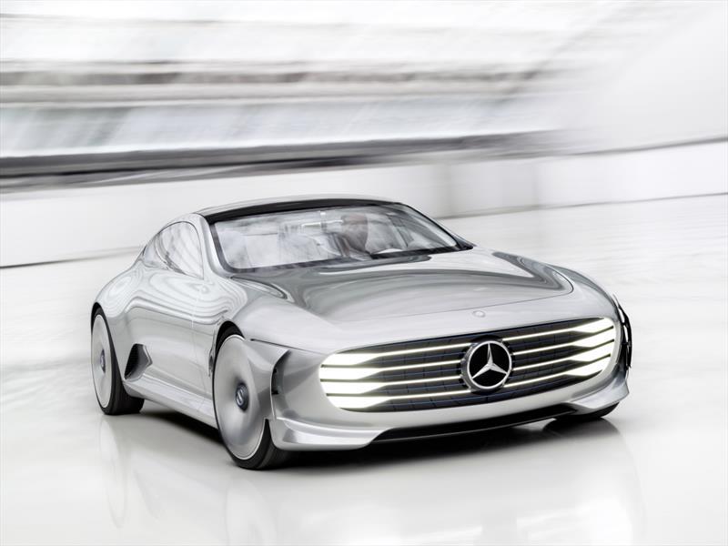 Mercedes-Benz IAA Concept