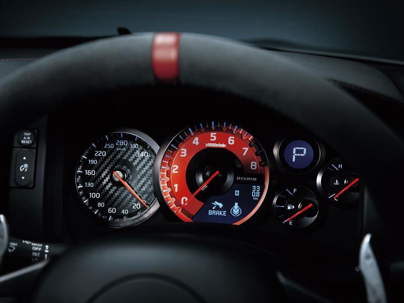 Nissan GT-R Nismo 2014 se presenta