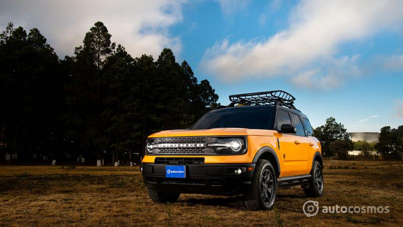 Ford Bronco Sport 2021 a prueba