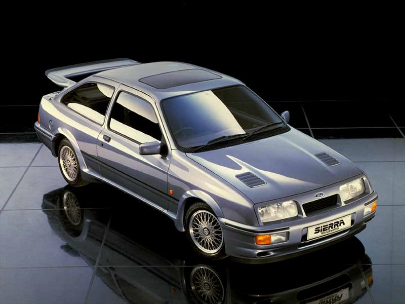 Top 10: Ford RS Cosworth