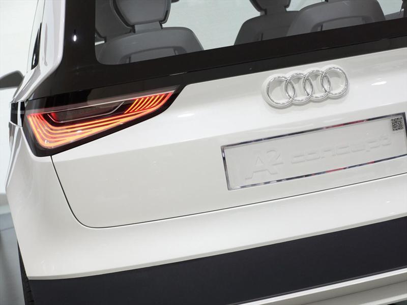 Audi A2 en el Salón de Frankfurt 2011
