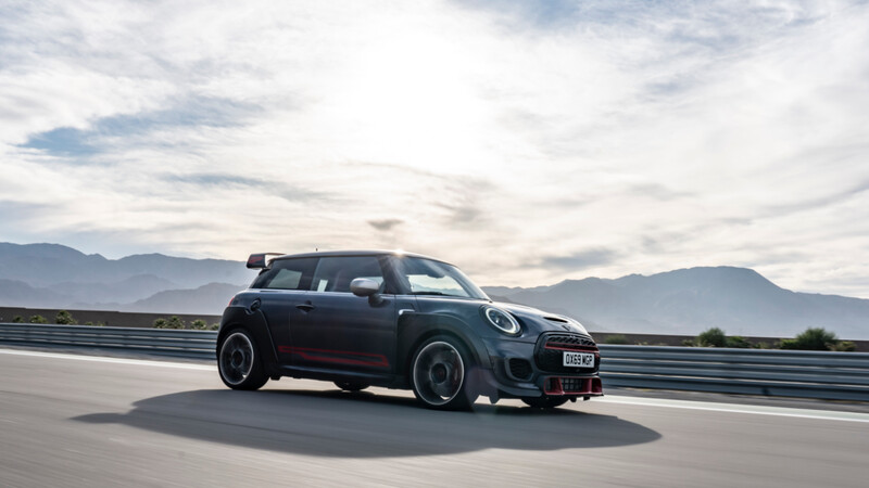 MINI John Cooper Works GP 2021
