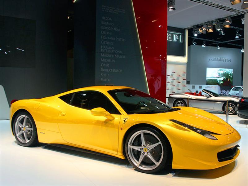 Top 10 Ferrari 458 Italia