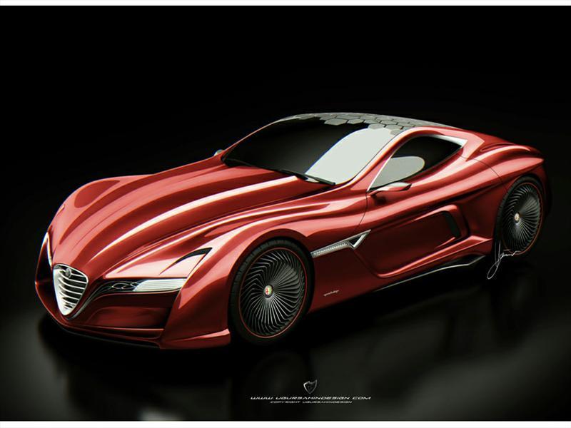 USD Alfa Romeo C12 GTS