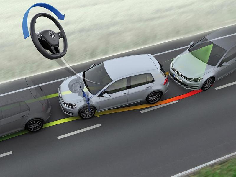 Top 10: Sensor de punto ciego y cambio de carril