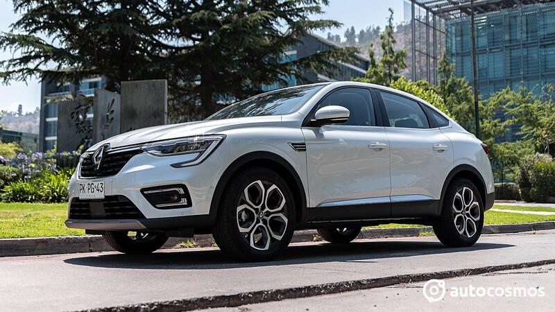 Test Drive Renault Arkana 2021