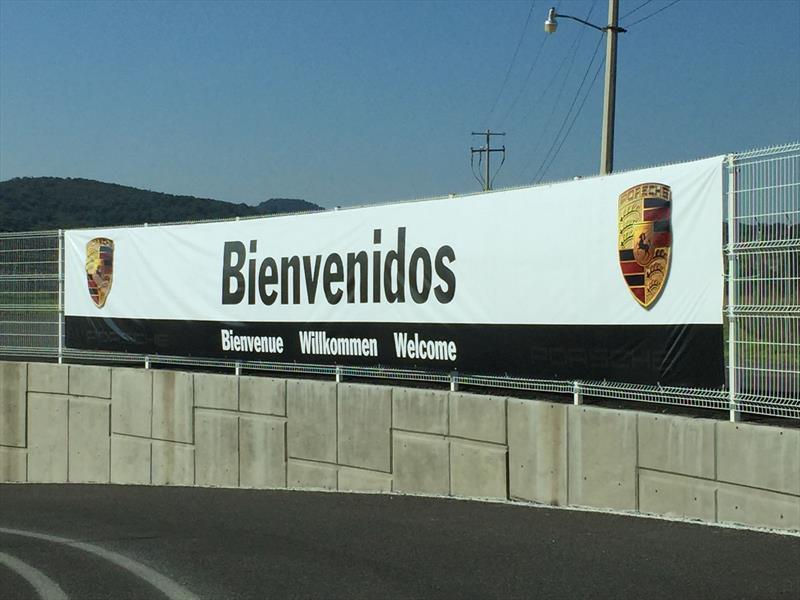 Porsche Driving Experience México 2015