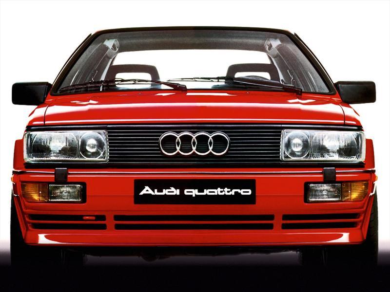 Audi quattro: 33 Años de éxito