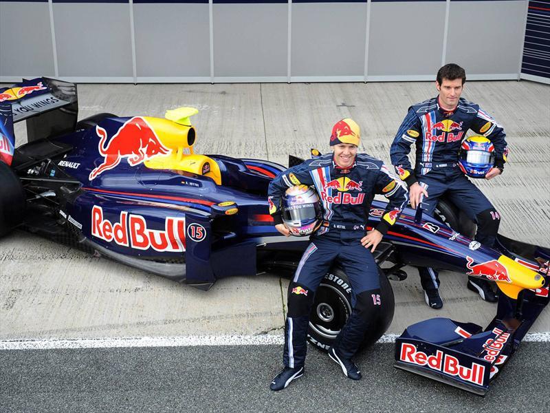 Top 10: Red Bull