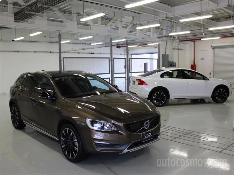Volvo S60 y V60 Cross Country 2016
