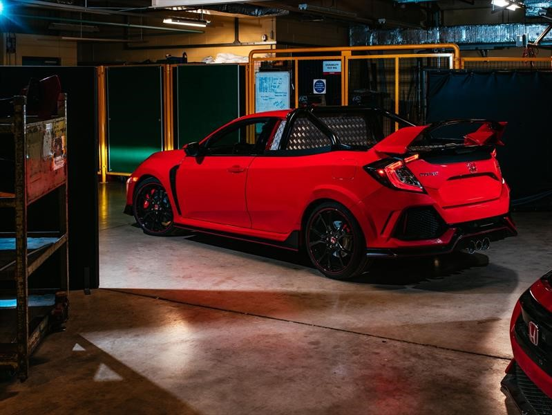 Honda Civic Type R Pick Up