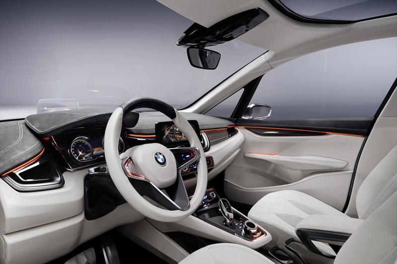 BMW Concept Active Tourer en París 2012