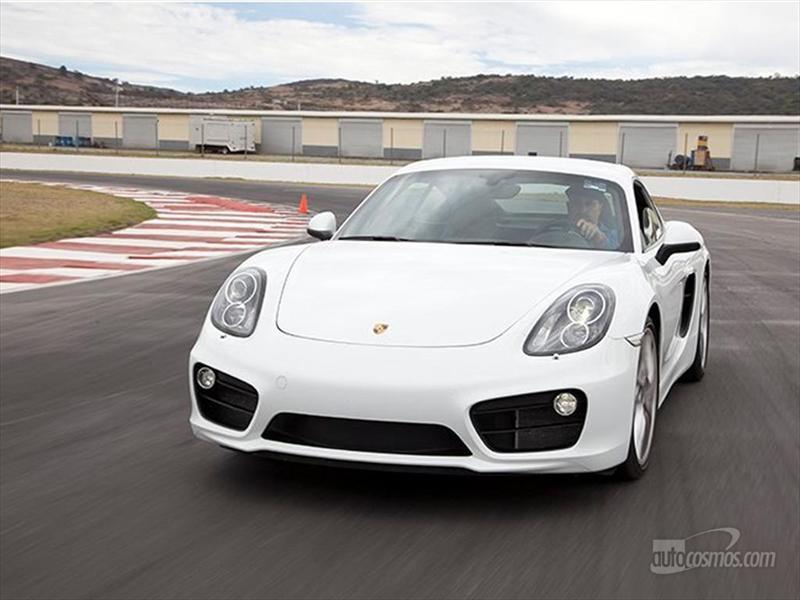 Porsche Cayman 2014 llega a México