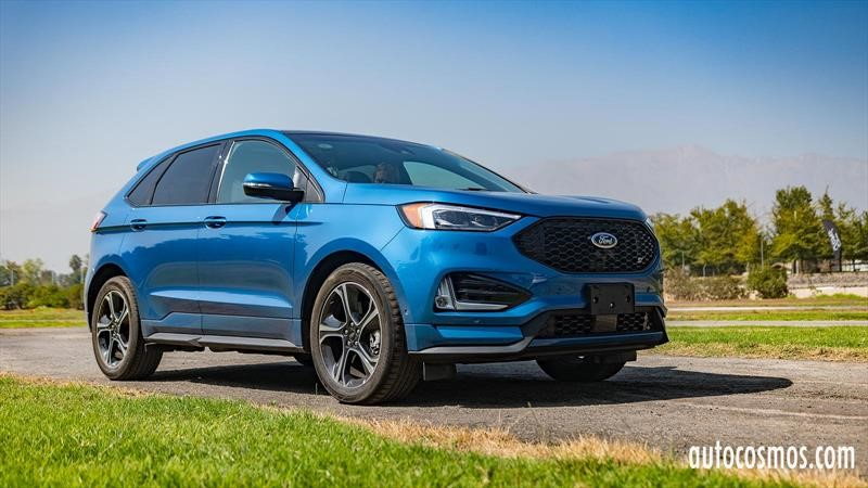 Ford Edge ST 2019 - Lanzamiento en Chile