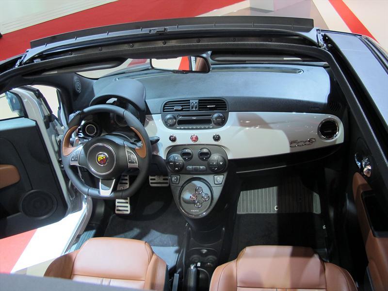 500 Abarth Cabrio 595