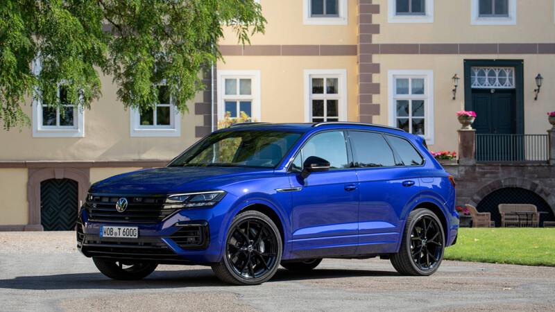 Volkswagen Touareg R 2021