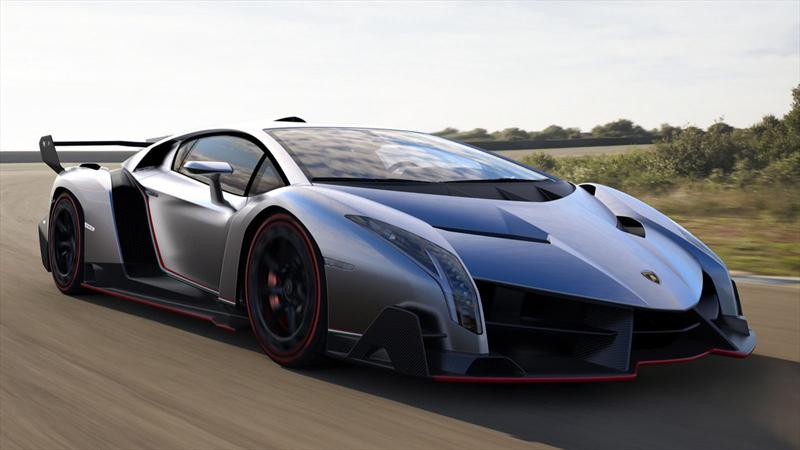 Lamborghini Veneno en Ginebra2013