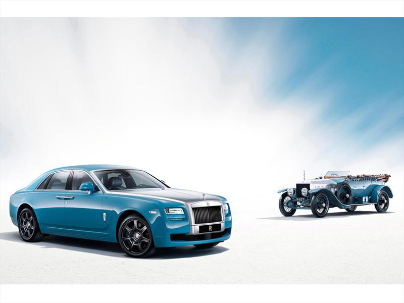 Rolls Royce Alpine Trial Centenary