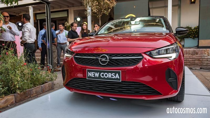 Opel Corsa 2020 - Avant Premiere regional