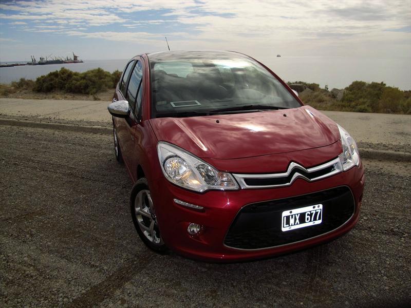Nuevo Citroën C3, lo manejamos en Puerto Madryn