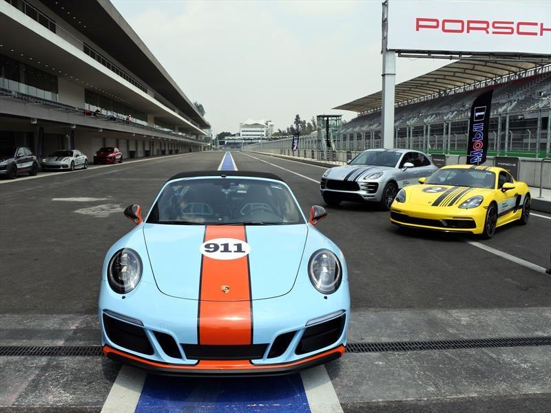 Porsche Sport Driving School 2017
